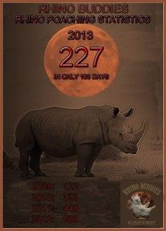 2013 poaching