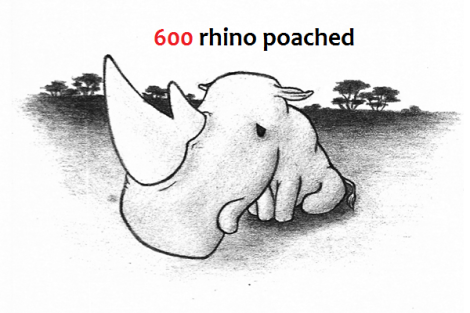 600 poached