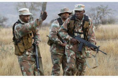 kruger troops