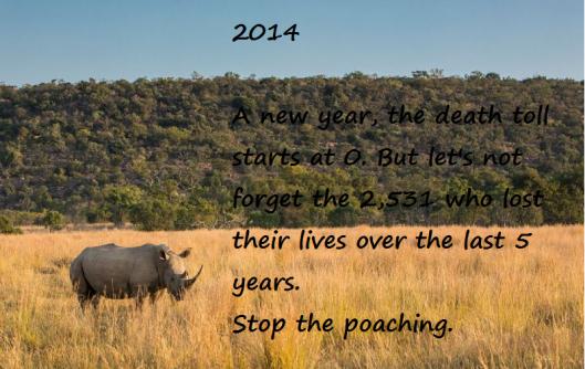 final 2014 poaching