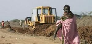 construction in serengeti