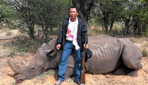 Thai poaching  ring-leader Chumlong Lemtongthai