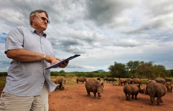 john hume rhinos