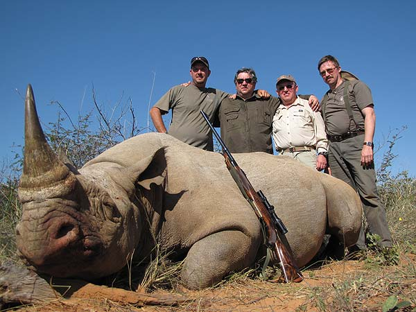 trophy hunting | Fight for Rhinos