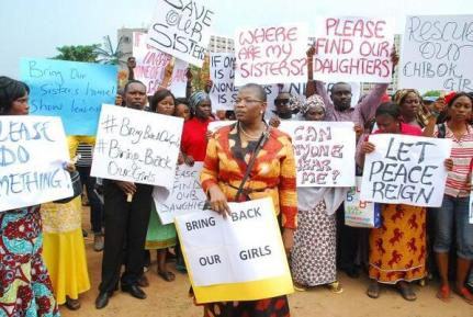 where are our chibok girls