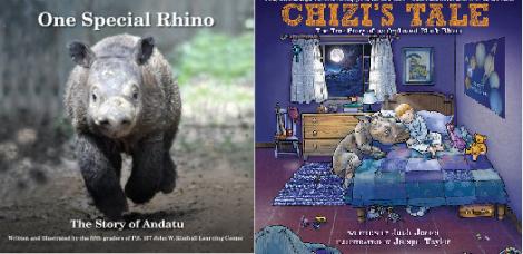 RHino children books