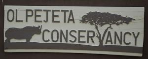 OL PEJETA sign