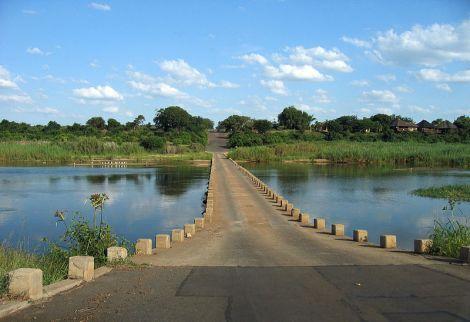 crocodile bridge south entrance
