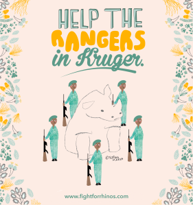 help rangers illustration by sophia