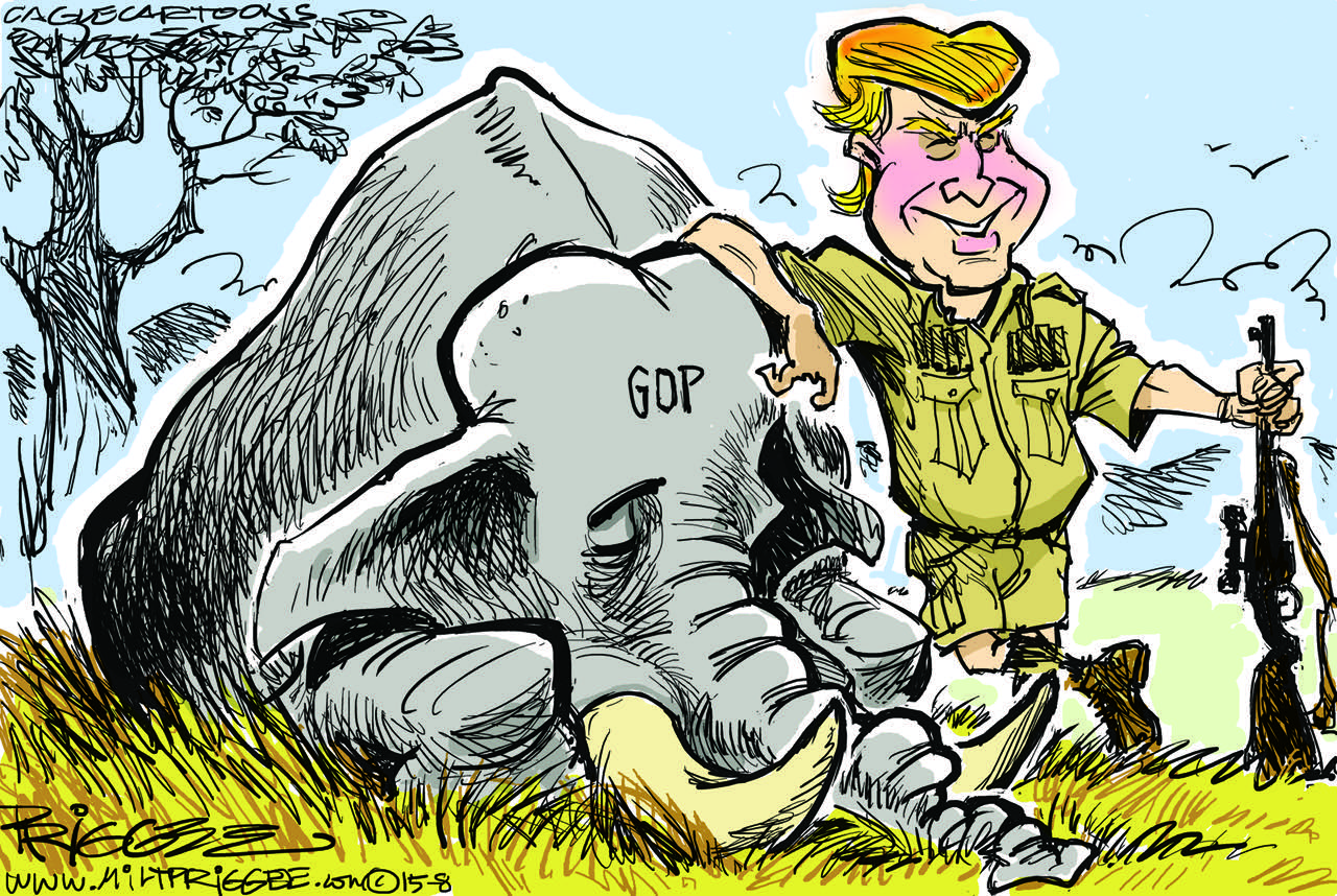 Environment Fight For Rhinos